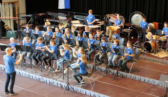 Teilnahme beim Landesjugendorchesterwettbewerb in Krieglach