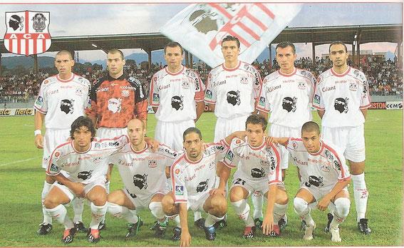 ACA Saison 2002-2003