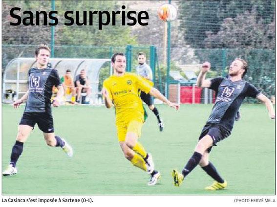 6 me tour corse football - Finaliste coupe de france europa ligue ...