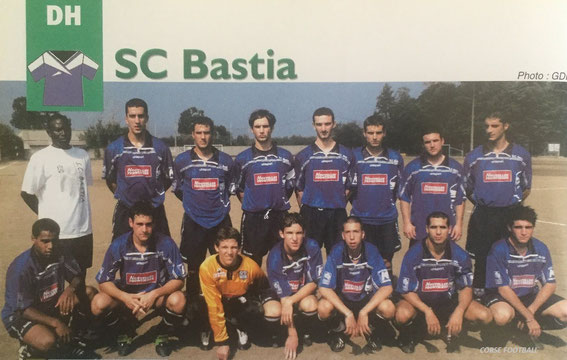 Photo Guide du Football Corse