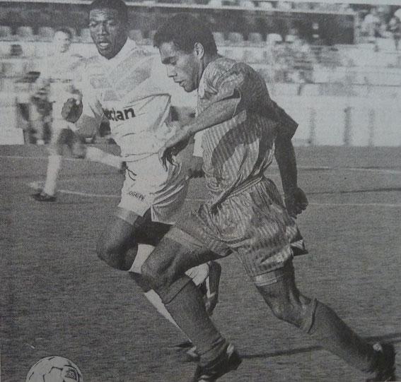 Martigues-GFCA 90/91