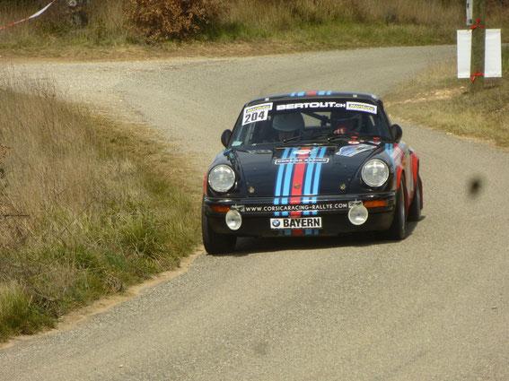 Victoire au Rallye Haute Provence 2014