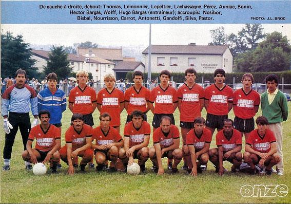 LE PUY 86-87