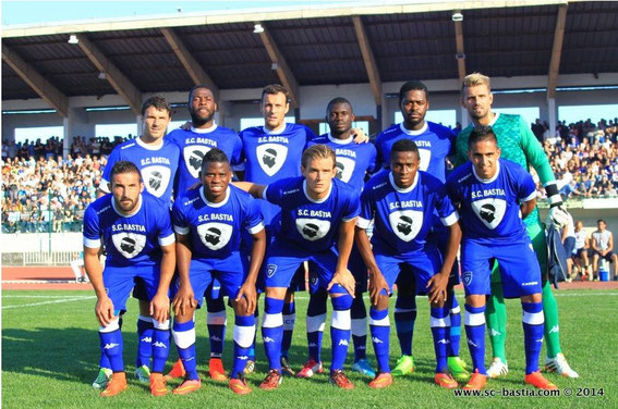Face au GFCA en Amical (Photo Site off SCB)