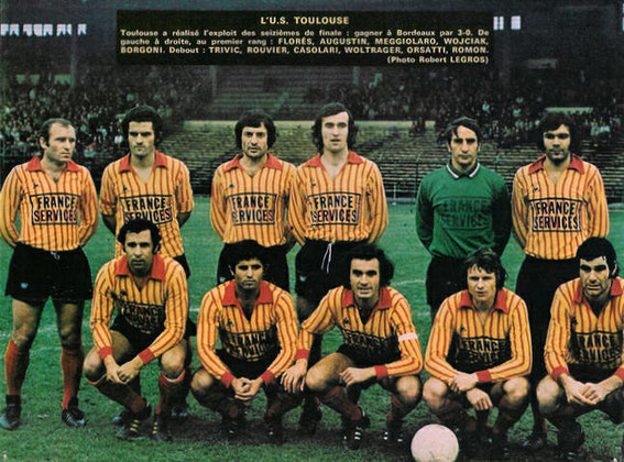 TOULOUSE 73/74