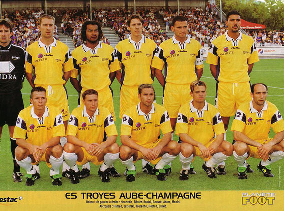 TROYES 00-01