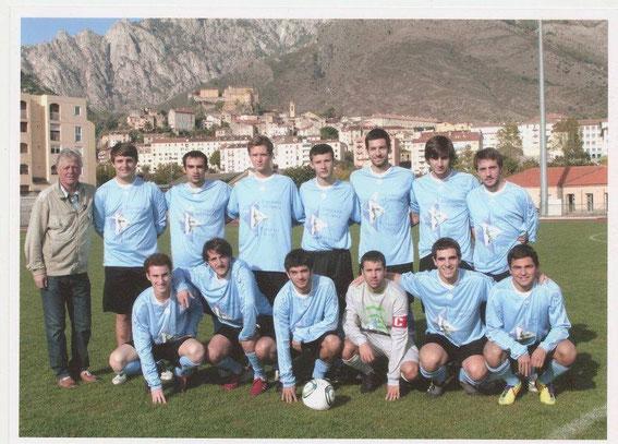 Equipe Universitaire 11-12