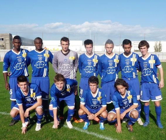 SCB U 19 (Foot Méditerrannéen)