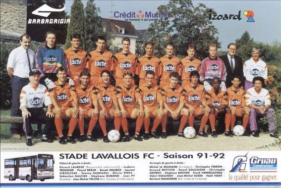 LAVAL 91-92