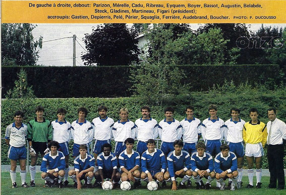NIORT 86/87