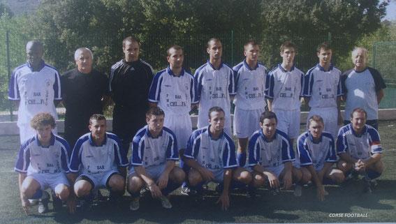 Photo Guide du Football Corse