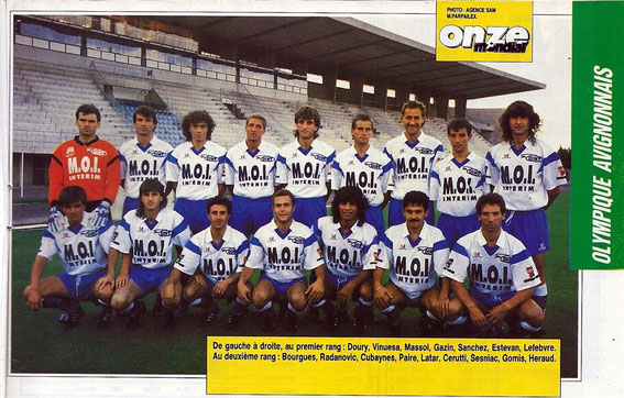AVIGNON 89-90