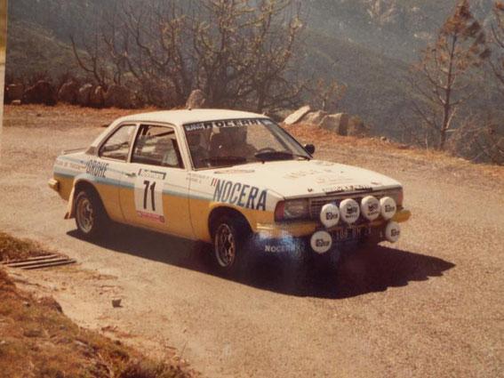 Tour de Corse 1985