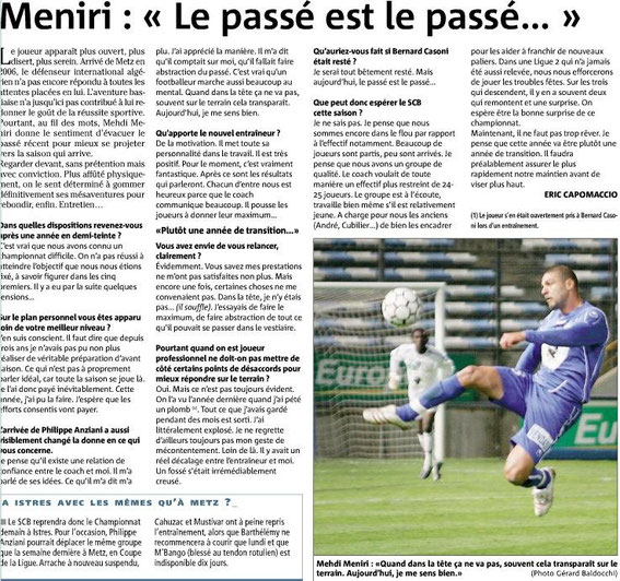 Document Corse Matin