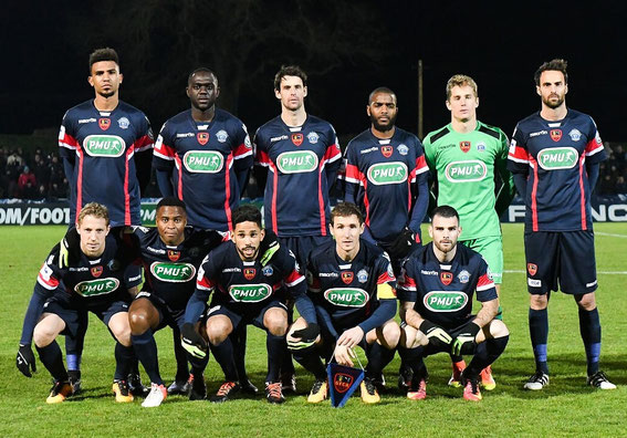 Aux Herbiers en Coupe de France (Photo Philippe Le Brech)