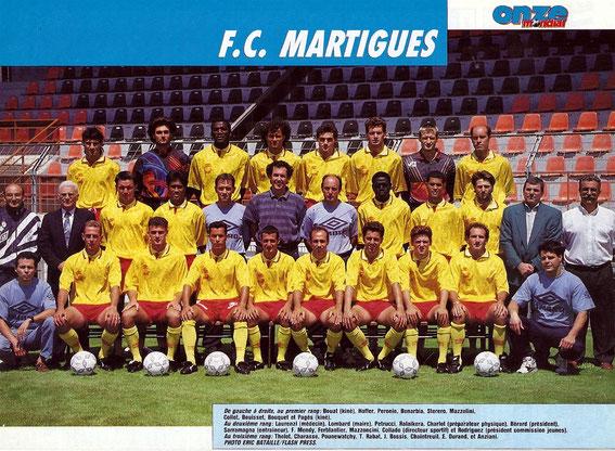MARTIGUES 93/94