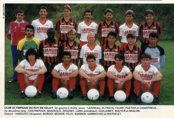 LE PUY 88-89