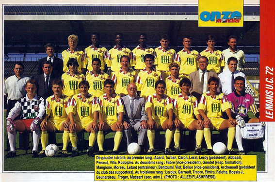 LE MANS 90/91