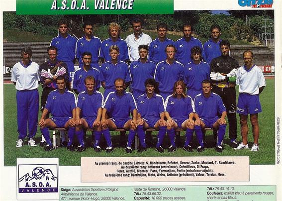 VALENCE 94-95
