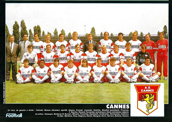 CANNES 89/90