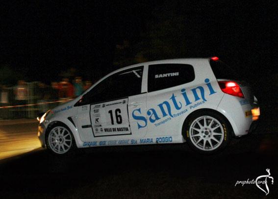 Renaud SANTINI-Antoine FRANCISCI (Corse Net Infos)