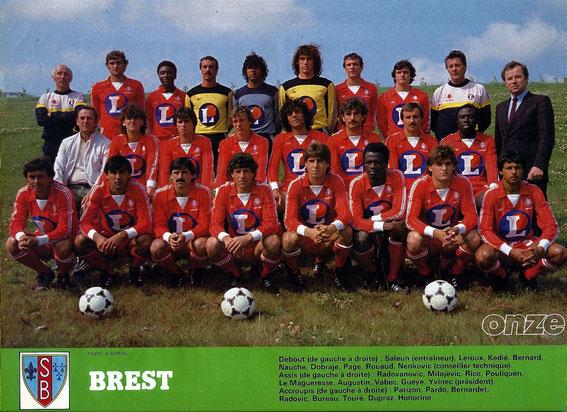 BREST 82-83