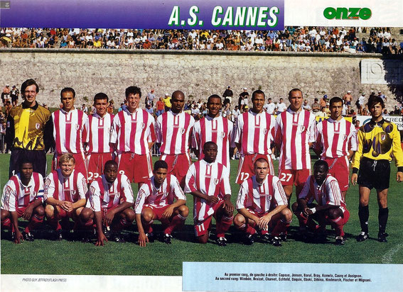 CANNES 97-98