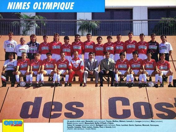 NIMES 92/93