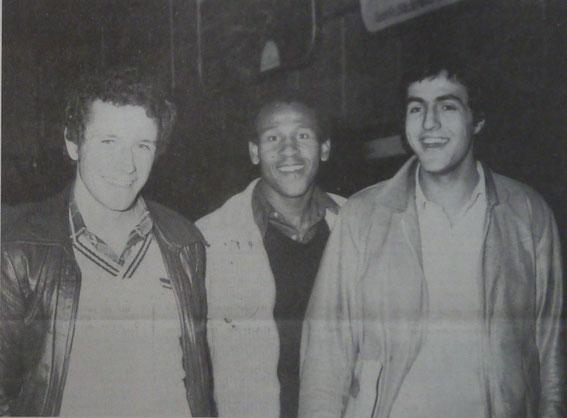 Marc WELLER, Merry KRIMAU et Jean-François LARIOS