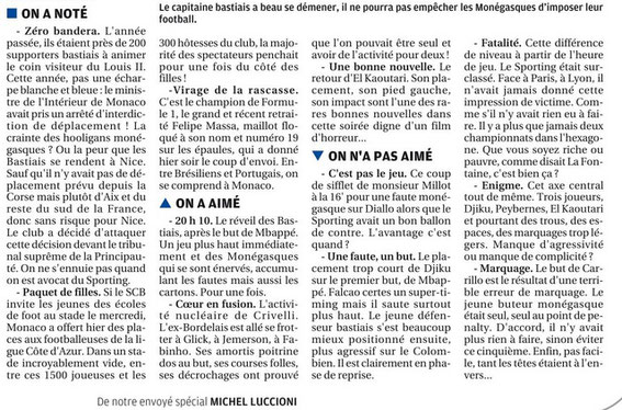 Corse Matin