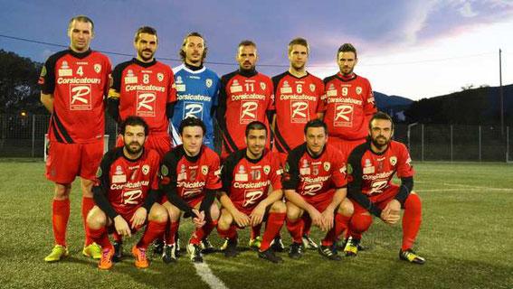 Face à Borgo en Coupe de Corse