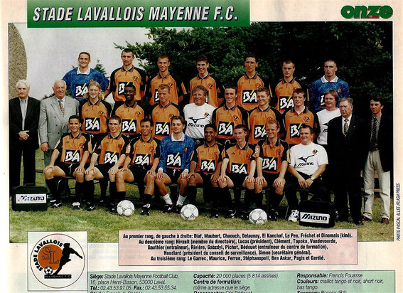 LAVAL 97/98