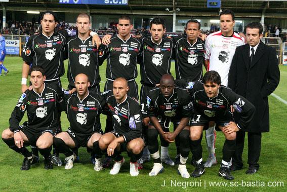 A Bastia en championnat