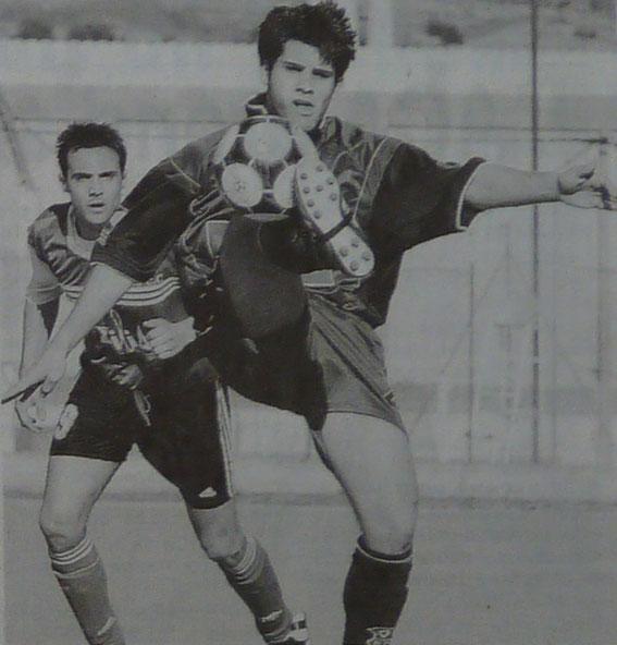 Gilles CIONI (SCB) face à MASSONI (CENTRE)