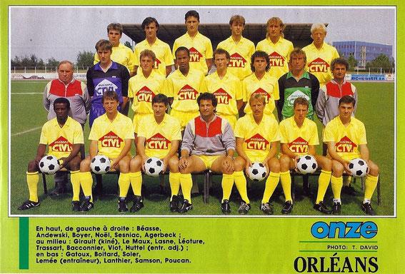 ORLEANS 87-88