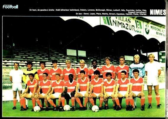 NIMES 86-87