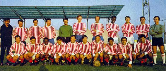 ACA Saison 1969-1970