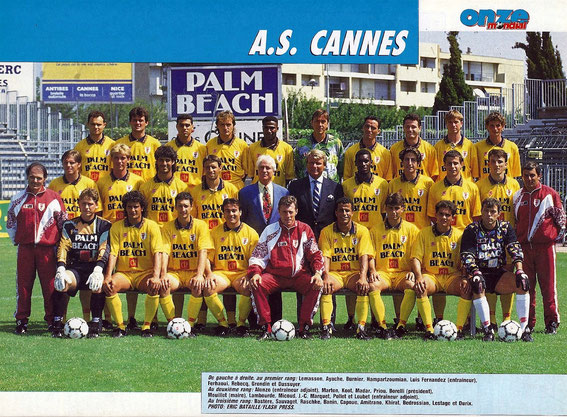 CANNES 93-94