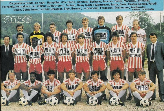 ARBRUMSTER Denis - corse football!