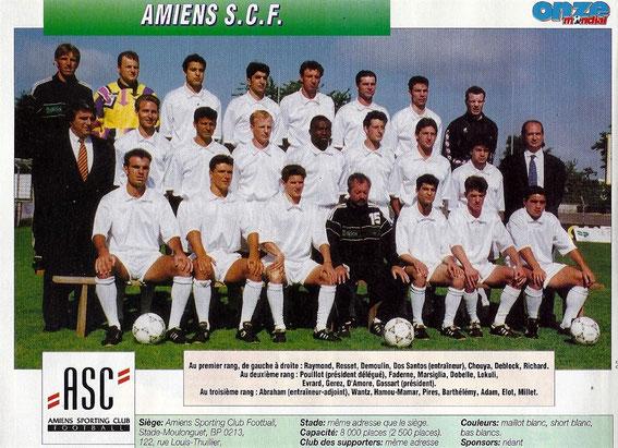 AMIENS 94/95