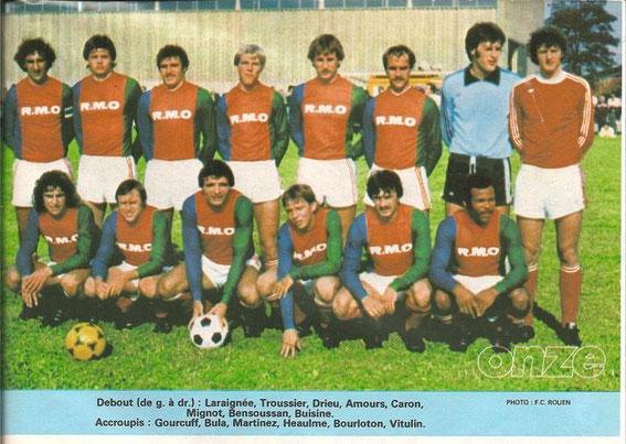 ROUEN 81-82