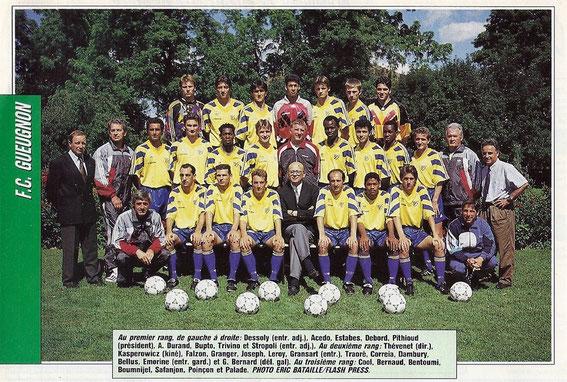 GUEUGNON 93-94