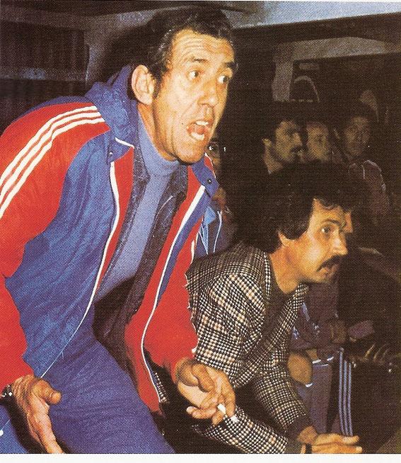 Pierre CAHUZAC et Jules FILIPPI