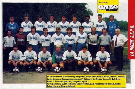 LA ROCHE/YON 89-90