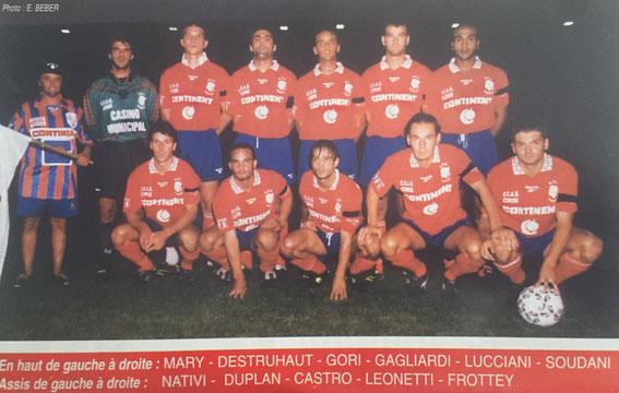 Guide du Football Corse