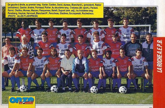 LA ROCHE/YON 90/91
