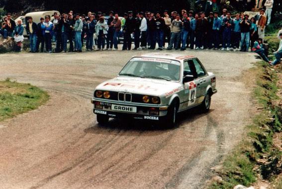 Tour de Corse 88, une victoire qui a été volée au Challenge Promotion ...