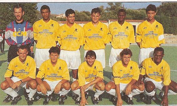 Saison 1994-1995