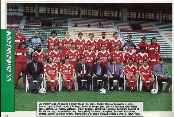 VALENCIENNES 93-94