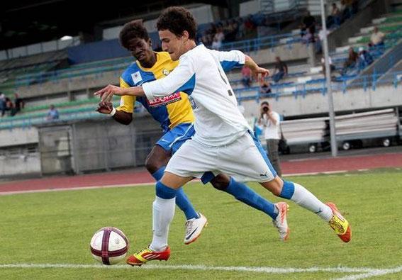 Yacine GHAZI longtemps blessé cette saison